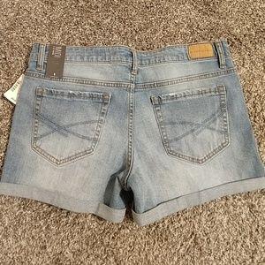 Aeropostale Shorts - Aeropostale light denim midi shorts